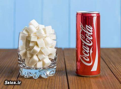 نوشابه کوکا کولا مواد تشکیل دهنده نوشابه مضرات نوشابه مضرات گاز نوشابه مضرات گاز کربنیک متخصص تغذیه ترکیبات نوشابه soft drink