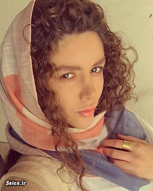 عکس جدید بازیگران بیوگرافی نیکی محرابی بازیگران سریال گسل اینستاگرام نیکی محرابی