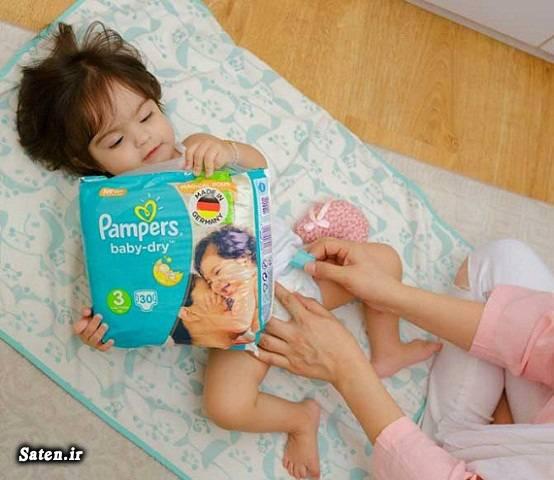رپورتاژ آگهی ارزان خرید رپورتاژ آگهی بهترین مارک پوشک برای نوزاد بهترین پوشک بچه خارجی