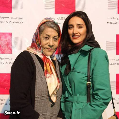 همسر شهربانو موسوی مصاحبه بازیگران خانواده بازیگران بیوگرافی فرانک تمنایی بیوگرافی شهربانو موسوی