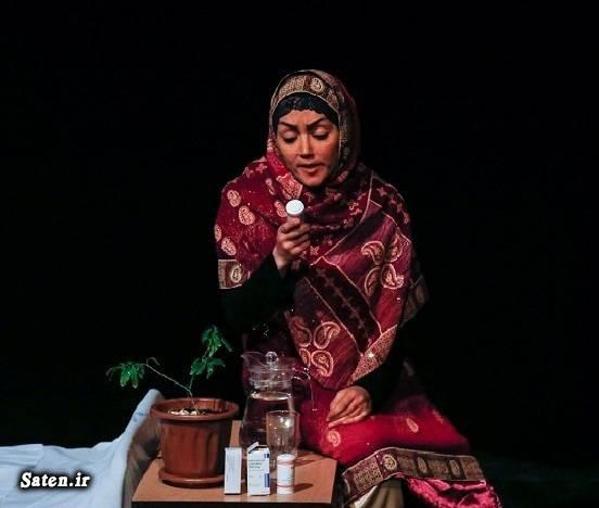 تئاتر چیست بیوگرافی مهتاب عسکری برنامه تئاتر اخبار تئاتر
