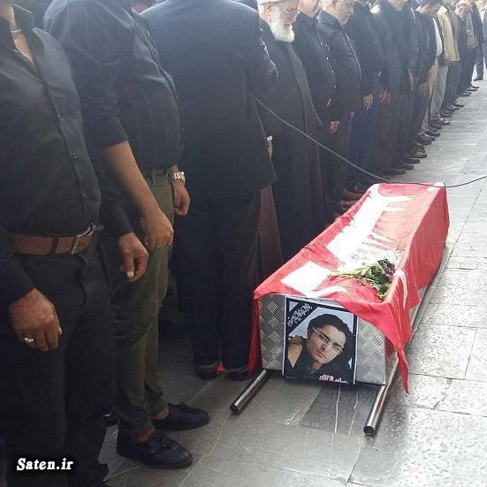 همسر حامد هاکان مرگ هنرمندان مرگ خواننده خانواده حامد هاکان بیوگرافی حامد هاکان