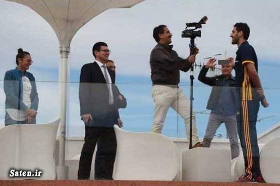 حمید معصومینژاد بیوگرافی محمدجواد معنوی نژاد بیوگرافی حمید معصومینژاد اخبار والیبال