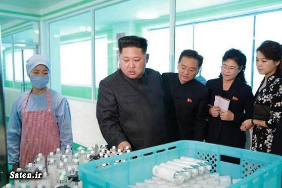همسر کیم جونگ اون مردم کره شمالی کیم جونگ اون زندگی در کره شمالی رهبر کره شمالی اخبار کره شمالی