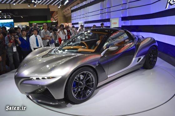 نمایشگاه خودرو معرفی خودرو مجله خودرو شرکت یاماها ژاپن خودرو یاماها