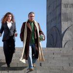 همسر همایون ارشادی همسر بازیگران همایون ارشادی در فیلم آگورا فیلمهای همایون ارشادی بیوگرافی همایون ارشادی Homayoun Ershadi