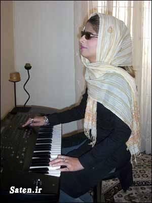 همسر مریم حیدرزاده علت نابینایی مریم حیدرزاده ترانه سراهای معروف بیوگرافی هنرمندان بیوگرافی مریم حیدرزاده ازدواج هنرمندان Maryam Heydarzadeh