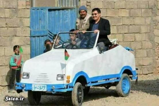 زندگی در افغانستان خودروهای دست ساز خودرو ملی جدید اخبار افغانستان
