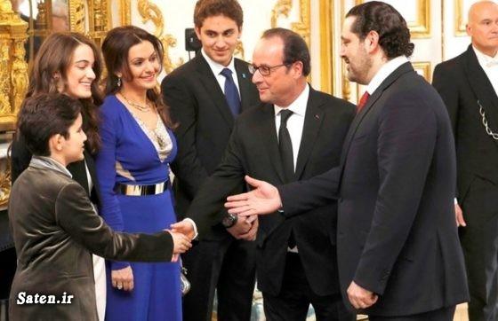 همسر سعد حریری شاهزاده عربستان خانواده سعد حریری تجاوز جنسی در خارج بیوگرافی سعد حریری اخبار عربستان آزار جنسی زنان و دختران Saad Hariri Lara Azm