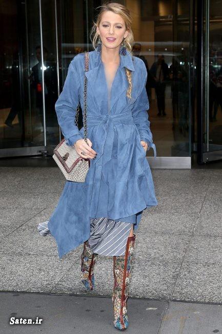 مدل لباس مجلسی مدل لباس بلیک لایولی مدل لباس بازیگران لباس مجلسی آستین دار شیک لباس بازیگران زن زیباترین مدل لباس چی بپوشم چگونه خوش لباس باشیم جدیدترین مدل لباس بیوگرافی بلیک لایولی Blake Lively