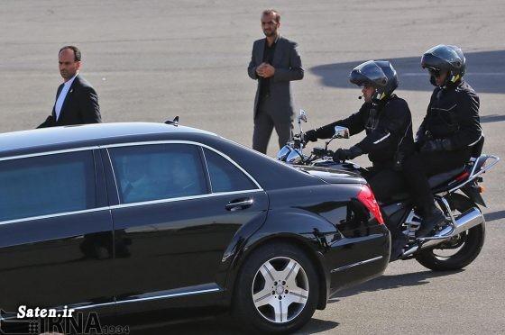 همسر ولادیمیر پوتین ماشین پوتین در ایران رئیس جمهور روسیه خودرو ولادیمیر پوتین