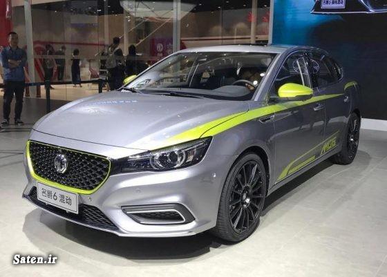 معرفی خودرو مشخصات ام جی 6 مجله خودرو قیمت خودرو ام جی قیمت ام جی 6 قیمت mg6 تجربه رانندگی با ام جی 6 New MG6