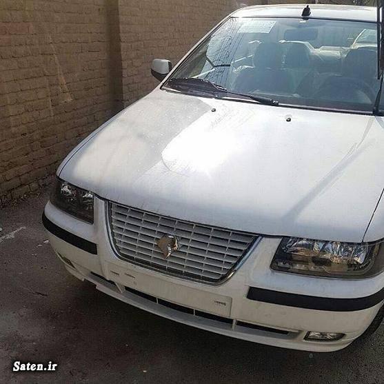 مشخصات سمند LX سال محصولات جدید ایران خودرو مجله خودرو فیس لیفت سمند انواع سمند