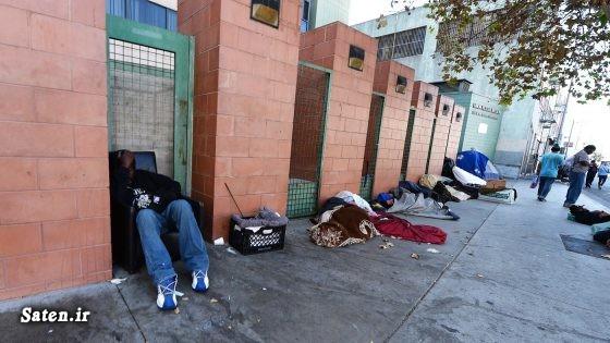 واقعیت زندگی در آمریکا فقیر در آمریکا عکس لس آنجلس زندگی در لس آنجلس امنیت زندگی در آمریکا آمار فقر در آمریکا آزادی در آمریکا