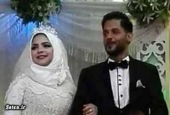 عکس شب حجله شب عروسی حوادث واقعی حجله عروس و داماد اخبار مصر اخبار گازگرفتگی