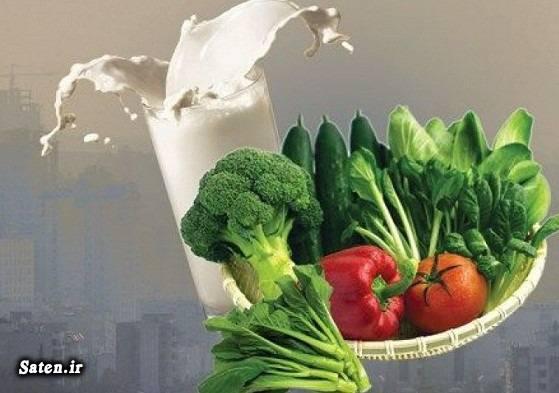 هنگام آلودگی هوا چه بخوریم مجله سلامت متخصص تغذیه در آلودگی هوا چه باید کرد خواص آب هویج بهترین رژیم غذایی آلودگی هوا