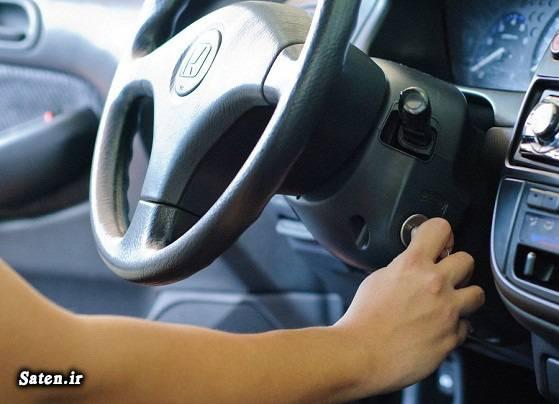 نکات فنی ماشین نحوه کار کلاچ مجله خودرو گیربکس دستی روش استارت زدن ماشین رانندگی حرفه ای چگونه اتومبیل را روشن کنیم آموزشگاه رانندگی تهران آموزش رانندگی