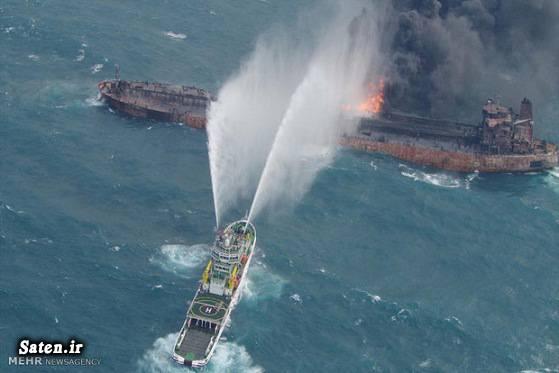 نفتکش سانچی نفتکش ایرانی جعبه سیاه تصادف کشتی پاناما کجاست اطلاعات عمومی روز