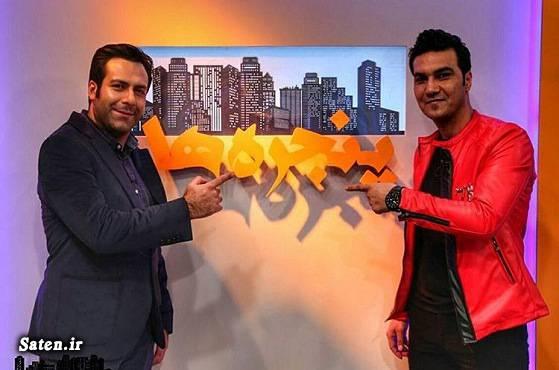 سلبریتی های ایرانی دروغ سلبریتی ها تهیه کنندگان تلویزیون بیوگرافی سهیل سلیمانی برنامه پنجره ها