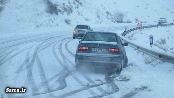 مجله خودرو لیز خوردن عقب ماشین علت سر خوردن لاستیک سر خوردن ماشین در برف آموزشگاه رانندگی تهران آموزش رانندگی