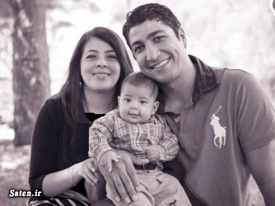 همسر حمیدرضا مبرز عکس تصادف مرگبار شناگران ایرانی بیوگرافی حمیدرضا مبرز اخبار تصادف اخبار استرالیا Hamid Reza Mobarrez