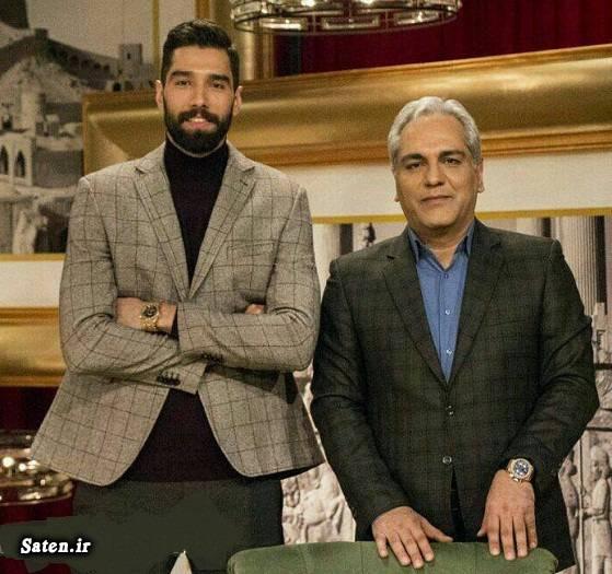 همسر محمد موسوی مهمان دورهمی امشب زمان پخش دورهمی خانواده محمد موسوی بیوگرافی محمد موسوی اینستاگرام محمد موسوی Mohammad Mousavi