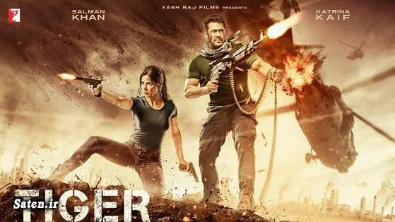 همسر سلمان خان فیلم سینمایی هندی جدید بیوگرافی کاترینا کایف بیوگرافی سلمان خان بالیوود کجاست بازیگران فیلم هندی اخبار سینما اخبار بالیوود Tiger Zinda Hai