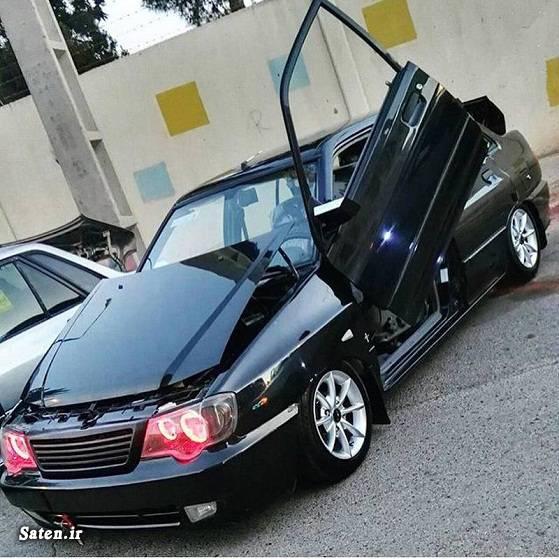 مجله خودرو دنیای خودرو خودرو اسپرت خاص ترین ماشین های دنیا پراید اسپرت