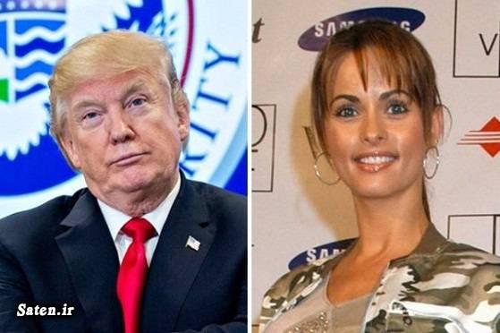 رابطه یواشکی ترامپ با زنهایی که نمی شناسد