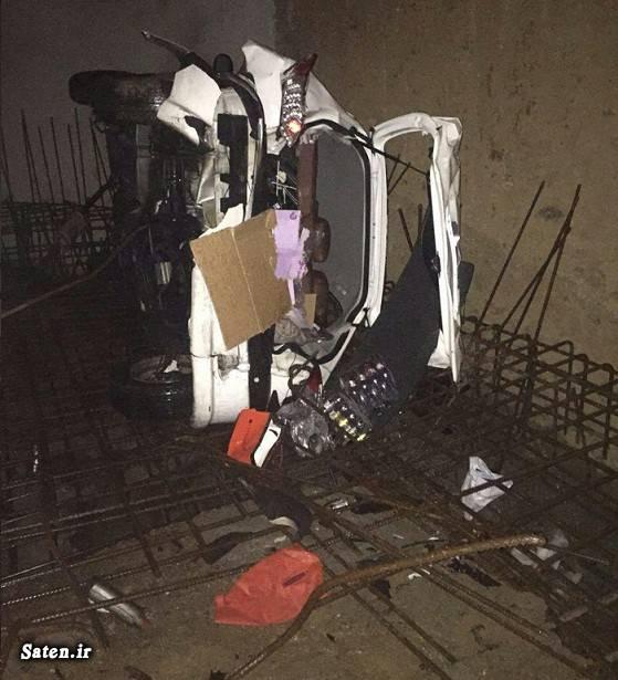 عکس سقوط خودرو حوادث تهران اخبار تهران