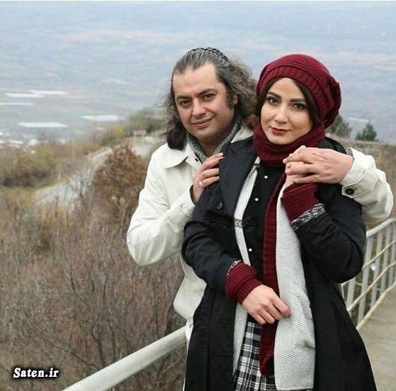 همسر بازیگران همسر بازیگر زن عکس جدید بازیگران بیوگرافی سامان سالور اینستاگرام سمیرا حسن پور آغوش گرفتن همسر