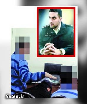 شهادت مأمور پلیس وظیفه شناس با ۷ گلوله + عکس