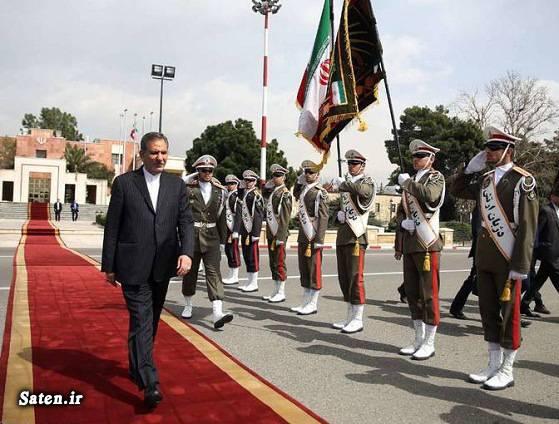 معاون اول رئیس جمهور عکس سیاسی سوابق اسحاق جهانگیری دولت حسن روحانی اصلاح طلبان چه کسانی هستند