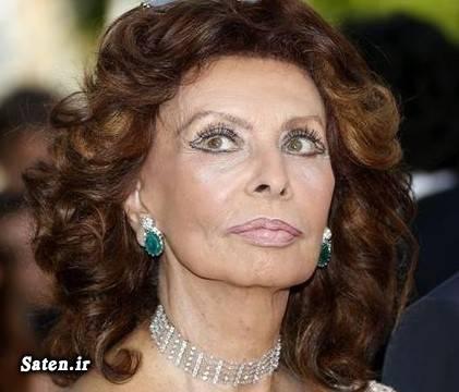 همسر محمدرضا شاه پهلوی همسر سوفیا لورن معشوقه محمدرضا شاه سوفیا لورن برهنه رنگ چشم سوفیا لورن بیوگرافی سوفیا لورن Sophia Loren