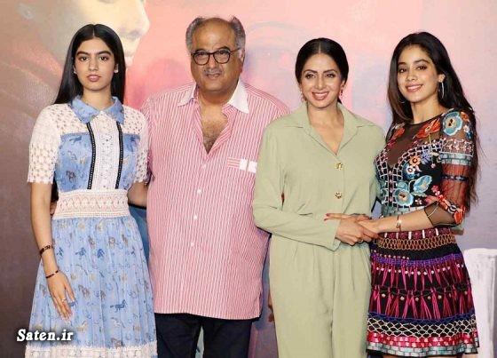 همسر سری دیوی نام بازیگران زن هندی با عکس علت مرگ بازیگران جدیدترین عکسهای سری دیوی بیوگرافی سری دیوی بازیگران هندی و همسرانشان بازیگر زیبای هندی Sridevi Kapoor
