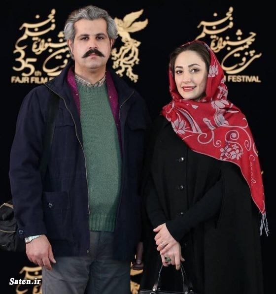 همسر ژیلا آل رشاد همسر جمال سوزنده مقدم عکس جدید بازیگران بیوگرافی سعید راد