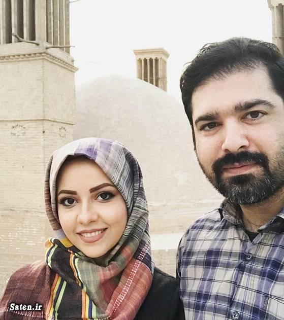 همسر مجریان همسر مجری زن عکس مجری زن تلویزیون بیوگرافی نعیمه خزایی اینستاگرام مجریان