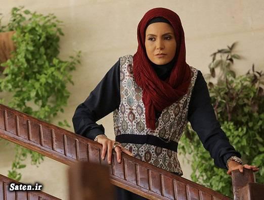 همسر سامیه لک مصاحبه بازیگران بیوگرافی سامیه لک بازیگران سریال آنام