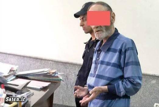معتاد شیشه عکس آدمخوار حوادث تهران اعتیاد به شیشه اخبار قتل اخبار جنایی اخبار تهران