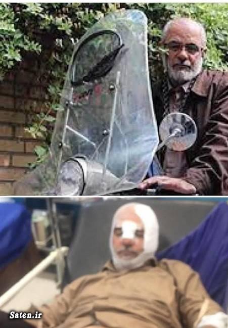 حوادث تهران بیوگرافی حسین الله کرم اخبار تهران اخبار تصادف