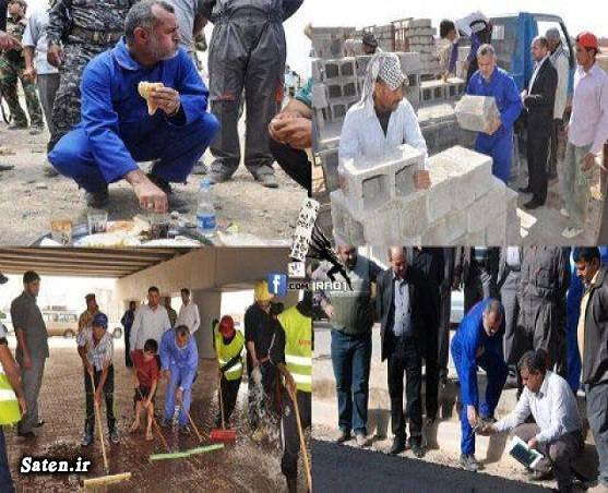 نخست وزیر عراق کیست بیوگرافی مقتدی صدر بیوگرافی علی دوای انتخابات پارلمانی عراق 2018 اخبار عراق اخبار بین المللی امروز