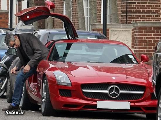 همسر روآن اتکینسون مستربین مجله خودرو دنیای خودرو خودروهای لوکس خودرو بازیگران بیوگرافی مستر بین بیوگرافی روآن اتکینسون اتومبیل های لوکس Rowan Atkinson