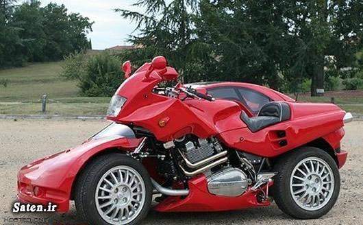 وسایل جالب و شگفت انگیز مجله خودرو عجیب ترین ها عجیب ترین ماشین های دنیا دنیای خودرو دانستنی های جالب خودرو خودروهای خاص خودرو جالب