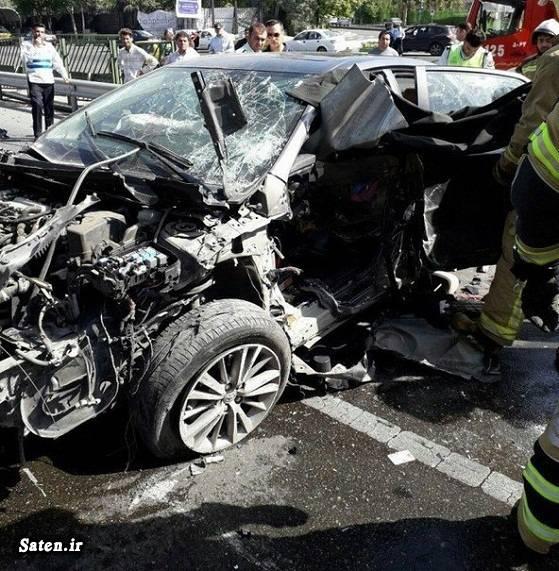 مشخصات تویوتا عکس تصادف مرگبار رانندگی خانم ها حوادث تهران تصادف در تهران تصادف خودرو گرانقیمت تصادف تویوتا اخبار تهران اخبار تصادف