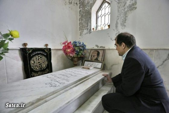 محل دفن دکتر شریعتی علی شریعتی عکس سوریه سنگ قبر مشاهیر سنگ قبر دکتر شریعتی زینبیه دمش سوریه دکتر شریعتی چرا دکتر شریعتی در سوریه دفن شد اخبار سوریه