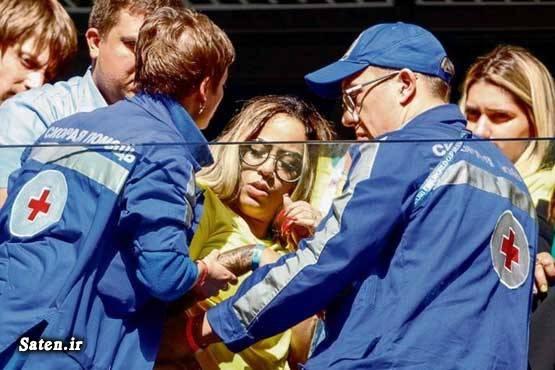 همسر نیمار خانواده نیمار خانواده فوتبالیست ها حواشی جام جهانی 2018 تماشاگران جام جهانی بیوگرافی نیمار آمار جام جهانی برزیل