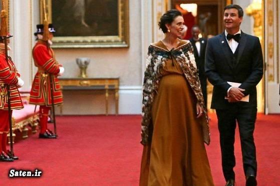 همسر جاسیندا آردرن نیوزیلند کجاست نخست وزیر مستعمرات انگلیس زایمان افراد مشهور بارداری افراد مشهور اخبار بین المللی امروز