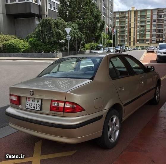 مشخصات سمند LX سال مجله ماشین مجله خودرو صادرات خودرو دنیای خودرو