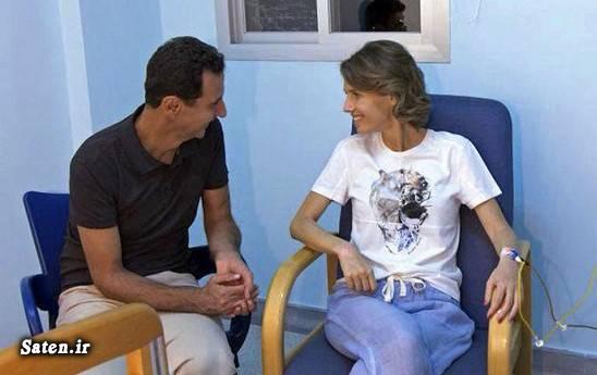 همسر رئیس جمهور همسر بشار اسد علائم سرطان سینه (پستان) خانواده بشار اسد بیوگرافی بشار اسد بیوگرافی اسما اسد اخبار سوریه اخبار بین المللی امروز آیا سرطان سینه درمان دارد