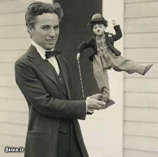 کمدین معروف آمریکایی عکس سیاه و سفید بیوگرافی چارلی چاپلین بازیگران مشهور خارجی charlie chaplin old charlie chaplin